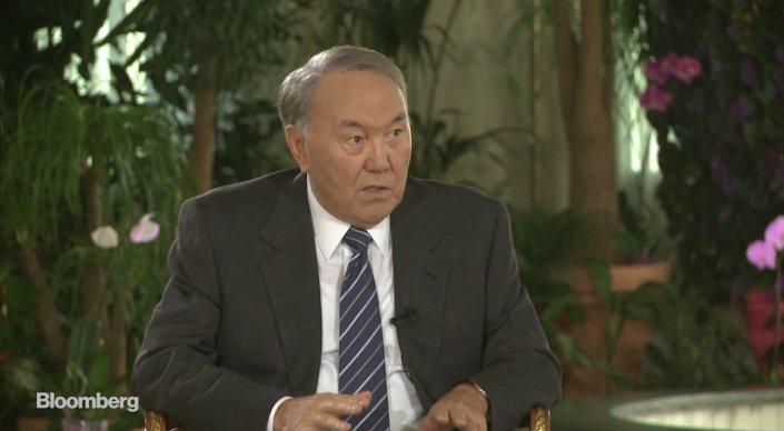 Назарбаев ответил на вопрос о своих преемниках