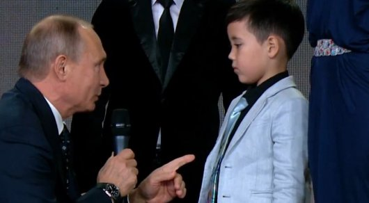Линия Российской Федерации нигде не кончается — Путин сказал