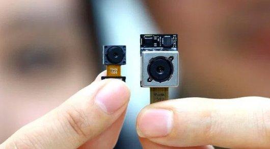 Поставщиком 3D-камеры для iPhone 8 будет LG