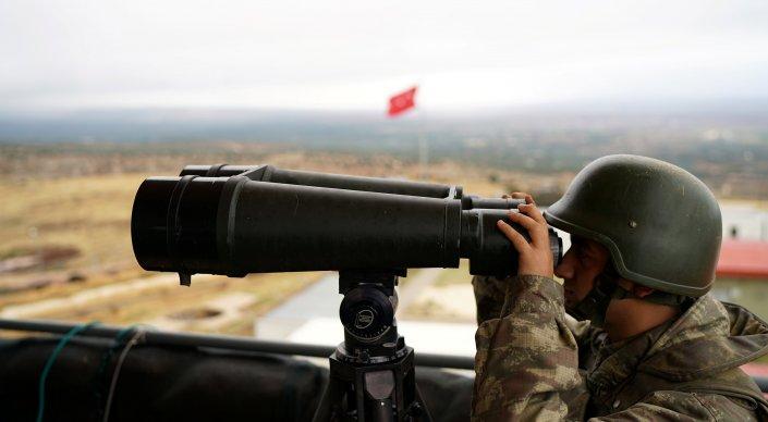 Группировка ДАИШ применила химоружие в Сирии - генштаб Турции