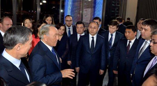 EC пока неготов действовать сЕАЭС— Назарбаев