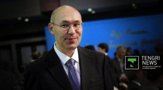 Келимбетов: Набирже МФЦА пройдет приватизация ФНБ «Самрук-Казына»
