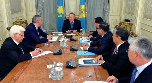 Трамп иНазарбаев подчеркнули значимость укрепления регионального партнерства