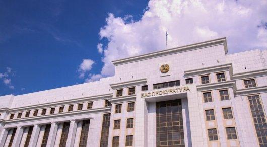 Прокуратура РКназвала причину самоподжога женщины в помещении ведомства