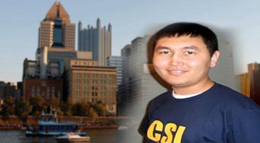 Пропавший вСША казахстанский ученик Е. Еликов нашелся