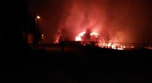 ВБолгарии взорвалось несколько цистерн сосжиженным газом, есть жертвы