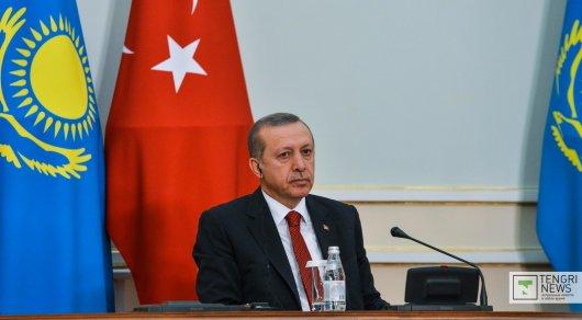 Эрдоган отложил свой визит в Казахстан из-за теракта