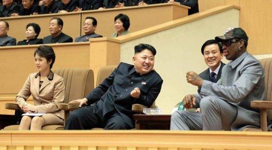 Первая леди КНДР тайно родила ребенка