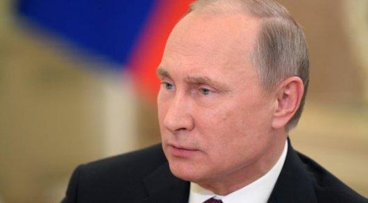 Владимир Путин возглавил рейтинг Forbes как самый влиятельный человек вмире