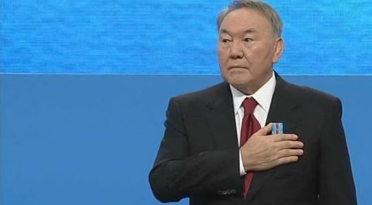 Пришло время перераспределения полномочий между ветвями власти— Нурсултан Назарбаев