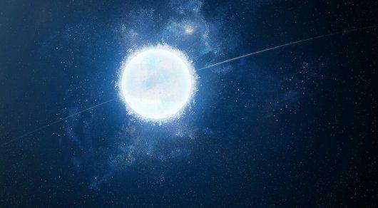 Астрономы обнаружили реальную «звезду смерти»