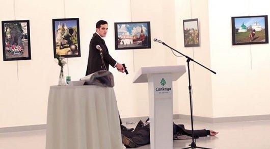 Государственная дума приняла объявление всвязи субийством послаРФ вТурции