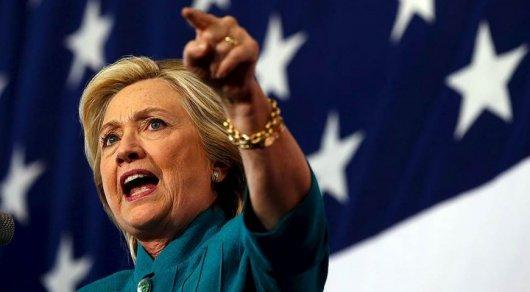 Клинтон пояснила свое поражение навыборах личной местью ей Владимира Путина