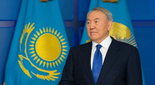 Назарбаеву вновь присудили премию «заукрепление ЕАЭС»