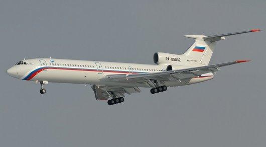 Росавиация: вылетевший изСочи самолёт неявляется гражданским