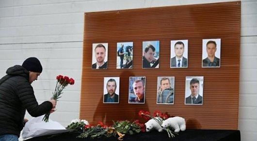 Семьям погибших солистов ансамбля имени Александрова выплатят по1 млн руб.