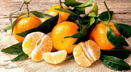 В Казахстане опровергли слухи о «больных гриппом» мандаринах