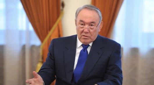 Назарбаев предлагает сделать антикризисный совет ЕАЭС