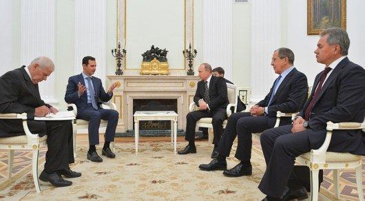 Шойгу: согласившиеся напрекращение огня группировки составляют ядро сирийской оппозиции