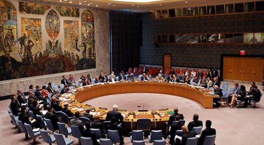 Совбез ООН принял резолюцию РФ попрекращению огня вСирии