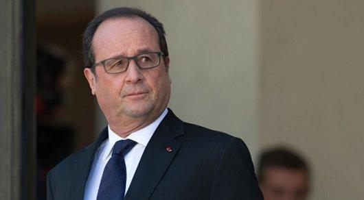 Франсуа Олланд назвал дату, когда закончиться военная операция вМосуле