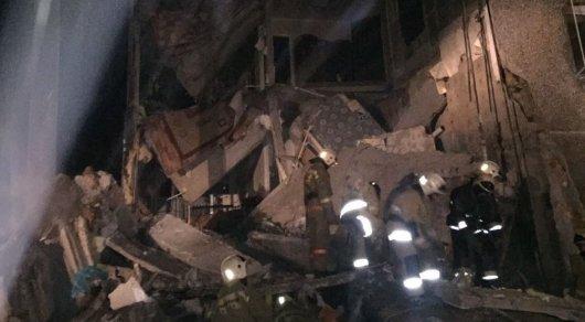 Пострадавшие при обрушении дома вКазахстане получат помощь