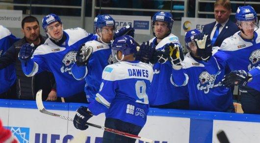 «Барыс» всухую обыграл «Спартак» ипродлил победную серию вКХЛ