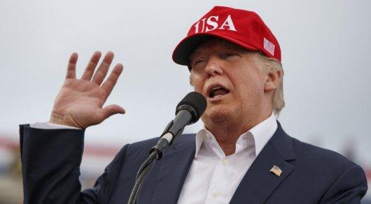 Трамп против всех: оттвита будущего руководителя США пострадала Тоёта