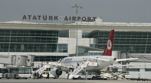 300 казахстанцев немогут вылететь изСтамбула