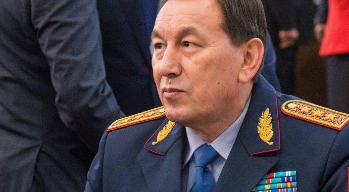 Касымов: Не открывайте участковому, мы найдем другой способ проверить