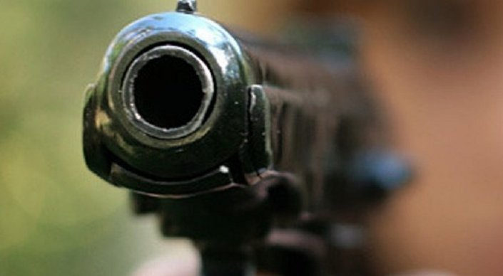 В ходе перестрелки в Актобе полицейские убили вооруженного мужчину