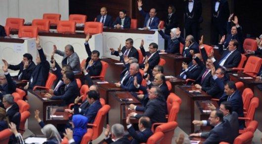 Турецкий парламент принял вIчтении переход кпрезидентской форме правления
