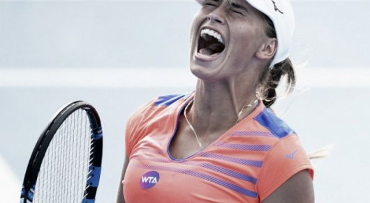Свитолина лихо стартовала наОткрытом чемпионате Австралии