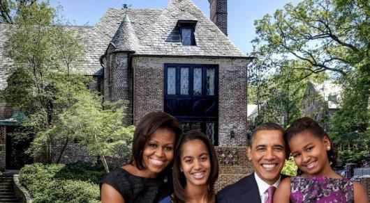 Обама с женой покинули Капитолийский холм навертолете
