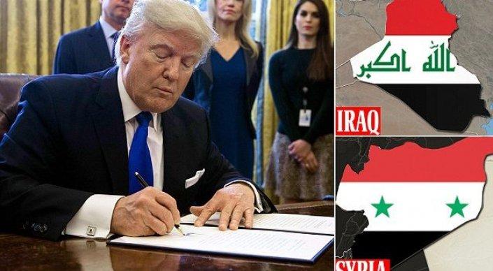 Мировые лидеры выступили против указа Трампа об иммигрантах