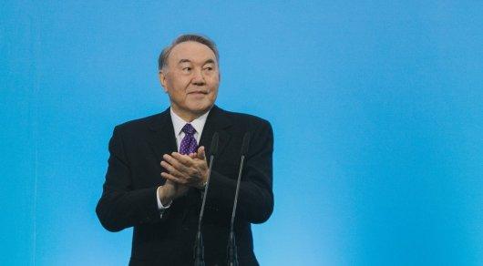 Назарбаев готовит особое объявление