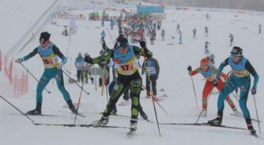 Русские лыжницы завоевали 20-е золото Универсиады вАлма-Ате