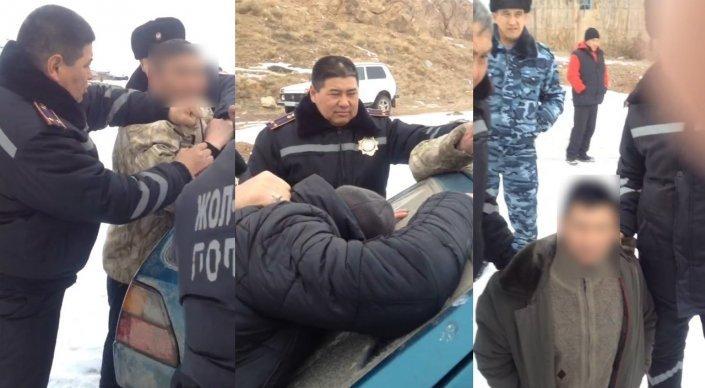 Полицейских, задержавших налетчиков на дальнобойщиков, представят к поощрению