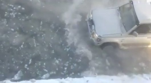 Из-за трагедии насетях улицы Павлодара оказались под водой