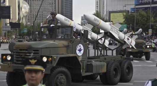 ВЕС призвали Северную Корею закончить тестирования баллистических ракет