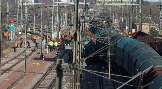 В крушении поезда в Люксембурге погиб 1 человек