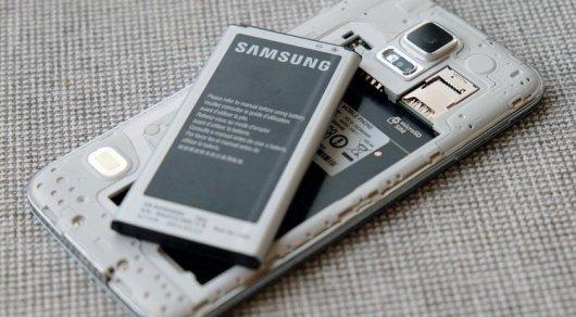 Самсунг будет использовать аккумуляторы Сони в телефонах Galaxy S8