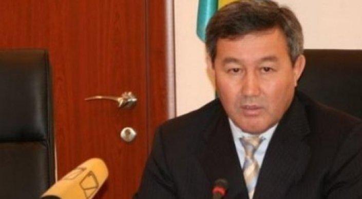 Суд вынес приговор бывшему главе финпола Алматы Амирхану Аманбаеву
