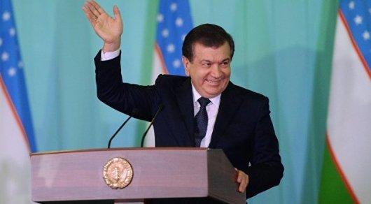 Мирзиёев впервый раз посетит Казахстан 22