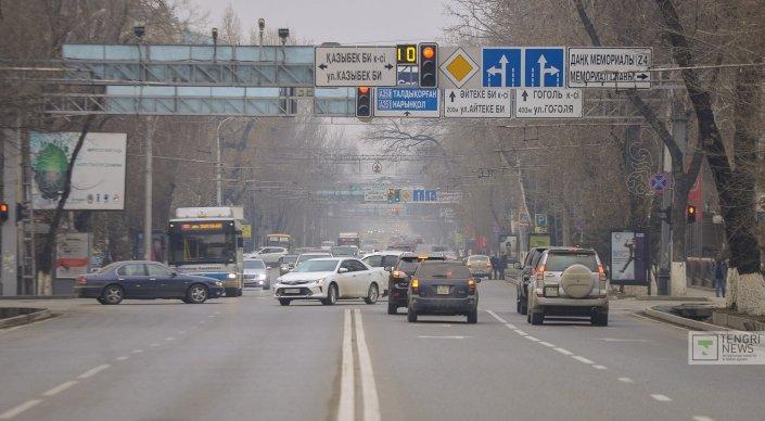 Названы города Казахстана с самым грязным воздухом. В Актау низкий уровень  ...