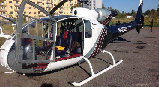 ВКазахстане пропал личный вертолет