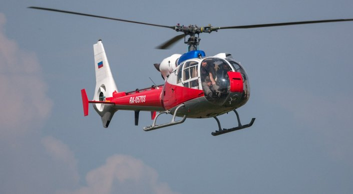 Рухнувший в ВКО вертолет принадлежит Гапуре Турлыхановой