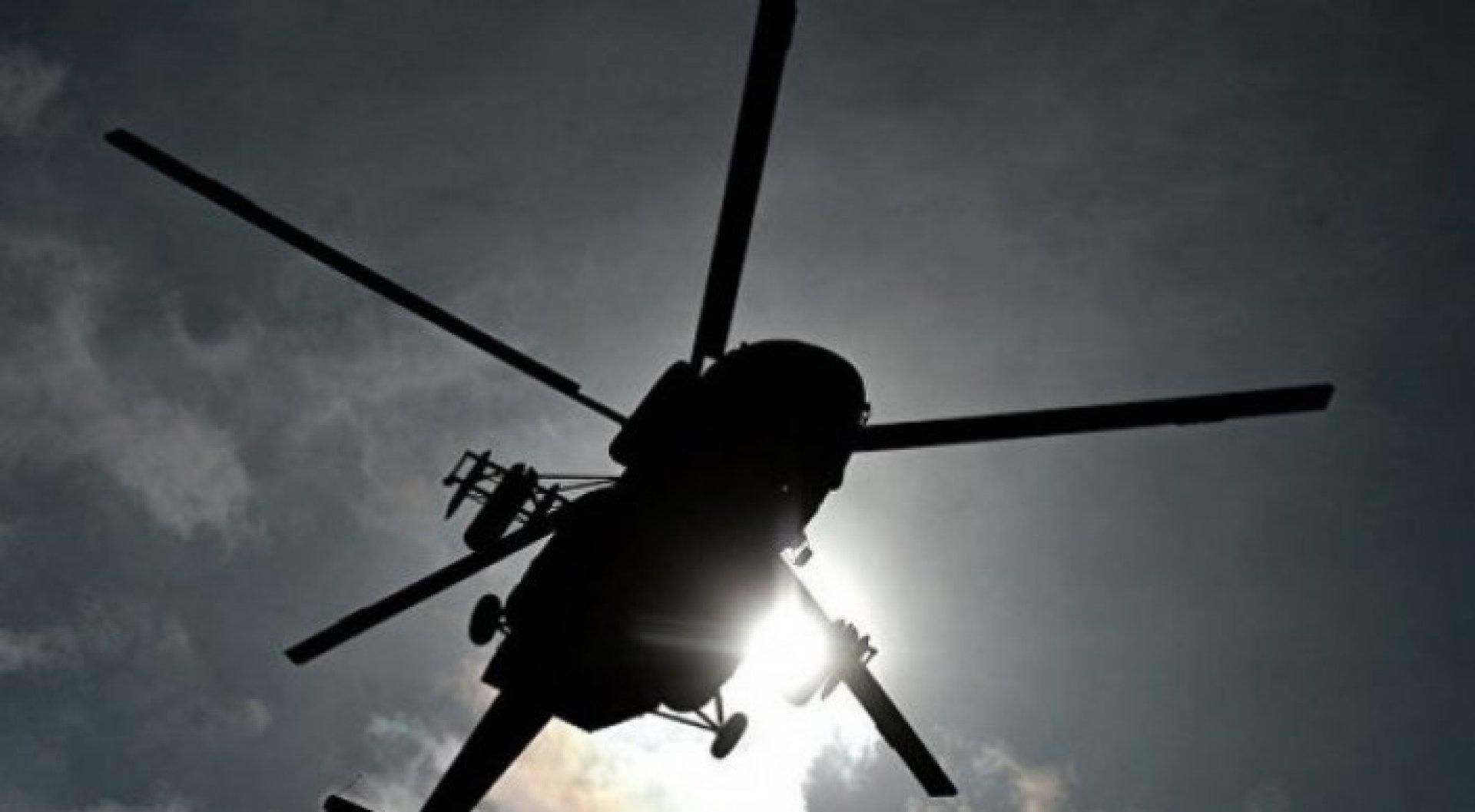 Вертолет потерпел крушение в Стамбуле, среди пассажиров четверо россиян