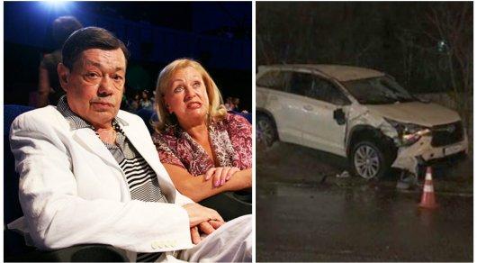 Супруга Караченцова поведала осостоянии артиста после ДТП