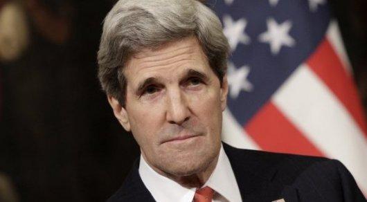 Объявлено новое место работы бывшего госсекретаря США Джона Керри